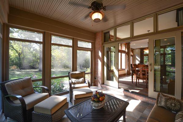 Luxury homes in  custom built executive estate