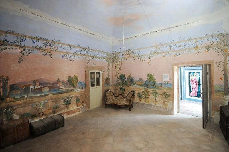Seventeenth Century Palace in perugia luxury homes