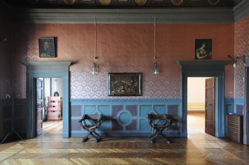 Seventeenth Century Palace in perugia luxury real estate