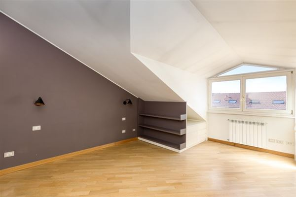 Luxury real estate a splendid penthouse