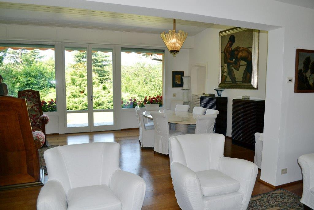 Luxury real estate charming house in montorfano