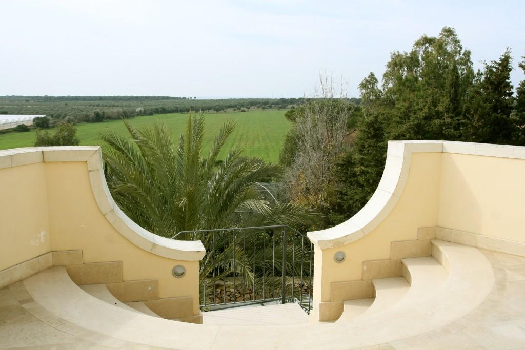 Villa Nucci in Puglia mansions