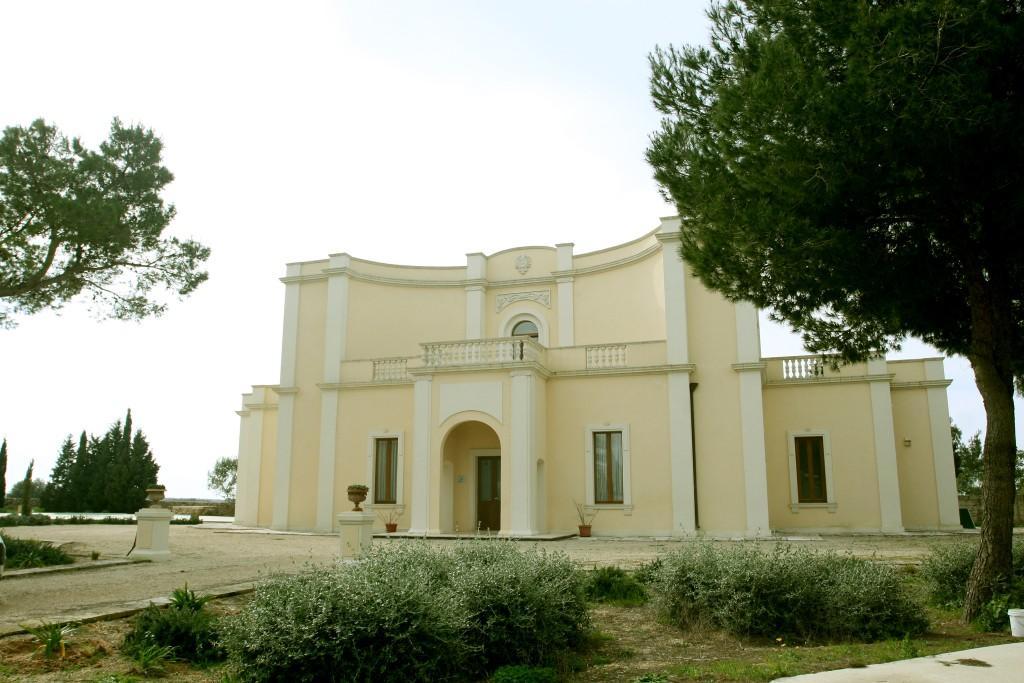 Mansions in Villa Nucci in Puglia