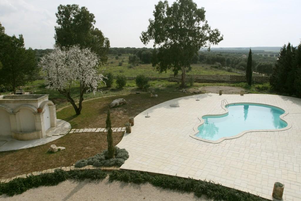 Luxury properties Villa Nucci in Puglia
