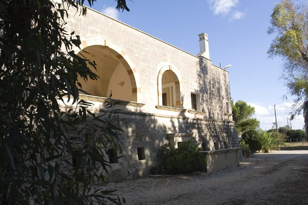 Hunting estate by the sea in Puglia luxury homes