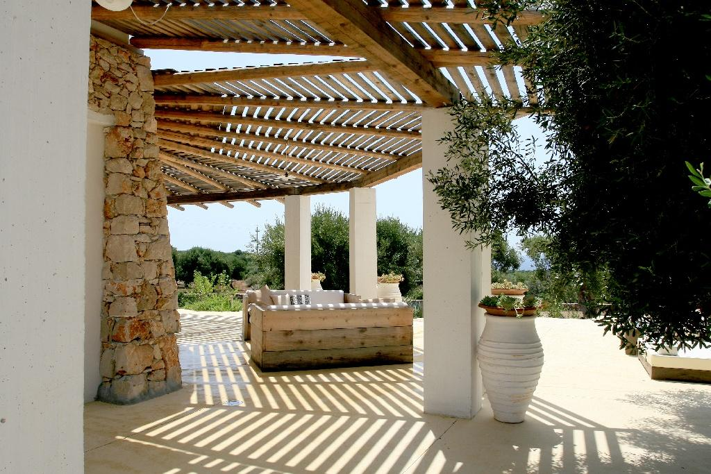 Villa in typical Mediterranean style in Salento luxury homes