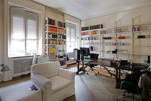 Luxury real estate prestigious Milanese home