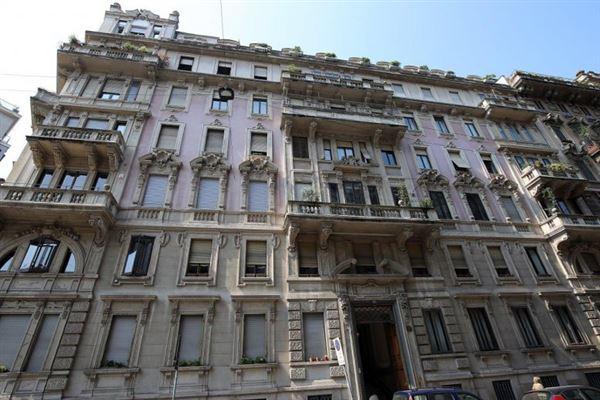 Luxury homes in prestigious Milanese home