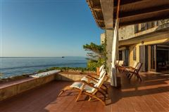 beautiful villa offers exclusive access to the sea luxury real estate