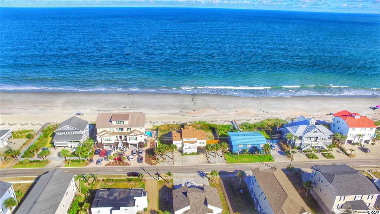 Luxury real estate OceanFront Cottage