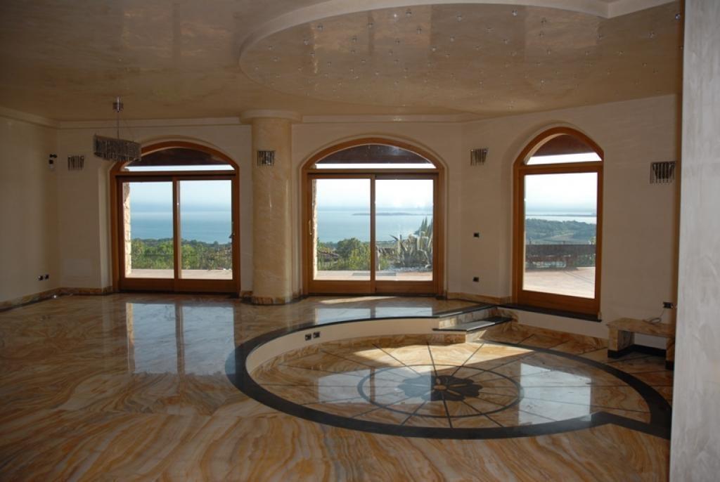 Luxury real estate Villa built with Prestigious materials