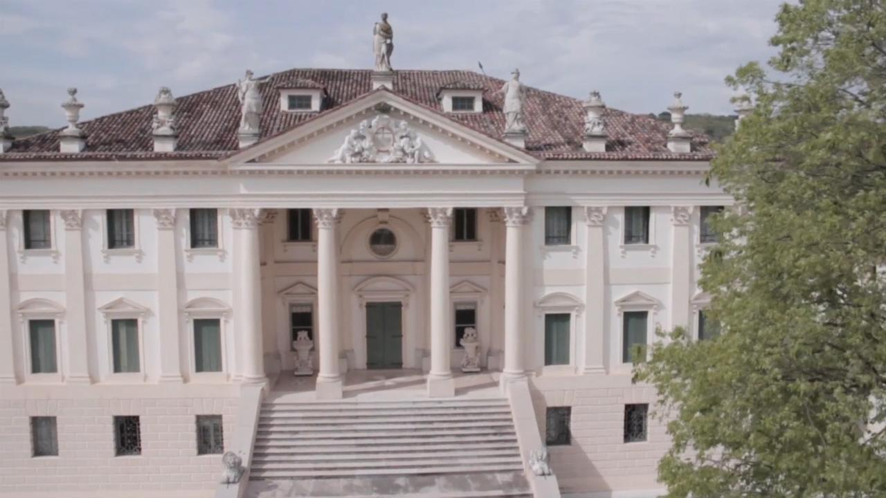 Palladian Style near Venice mansions