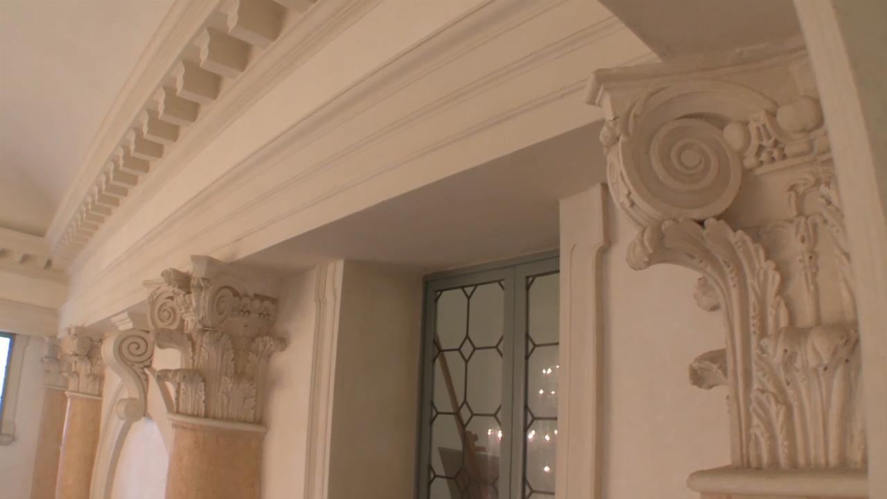 Palladian Style near Venice luxury homes