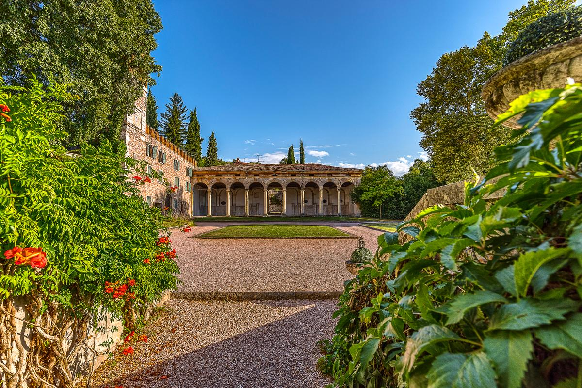 Luxury homes in Amazing Renaissance Villa in Verona Italy