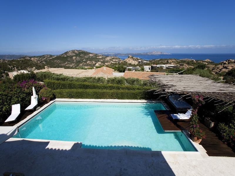 Luxury homes Villa Sa Sposa in Sardinia Italy
