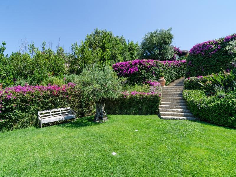 Villa Sa Sposa in Sardinia Italy mansions