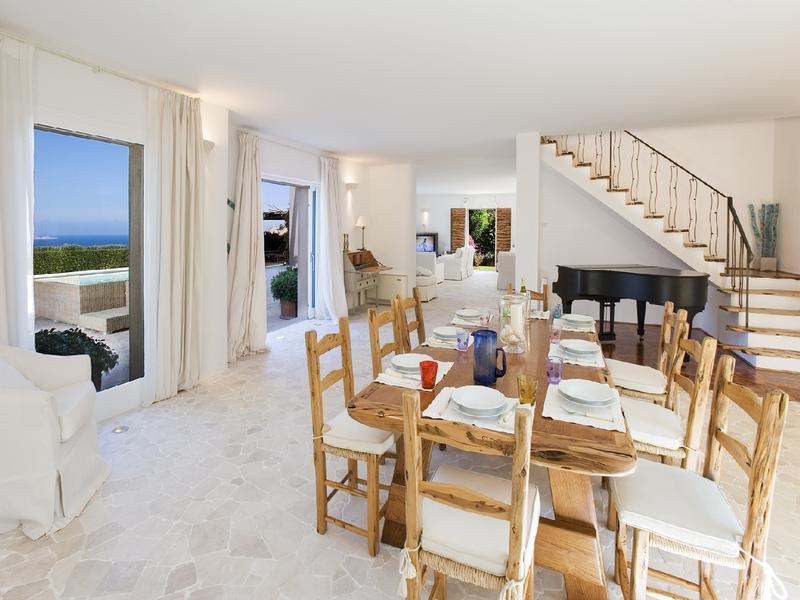 Villa Sa Sposa in Sardinia Italy luxury real estate