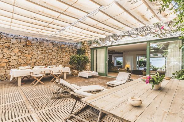 Waterfront Villa in Porto Rotondo for Rent luxury properties