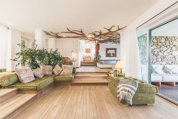 Mansions Waterfront Villa in Porto Rotondo for Rent
