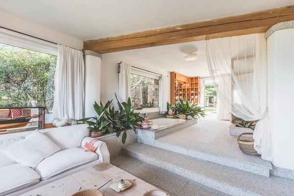 Luxury real estate Waterfront Villa in Porto Rotondo for Rent