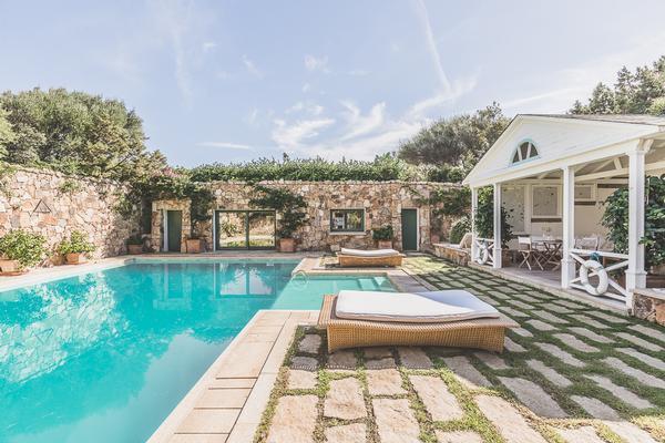 Luxury properties Waterfront Villa in Porto Rotondo for Rent