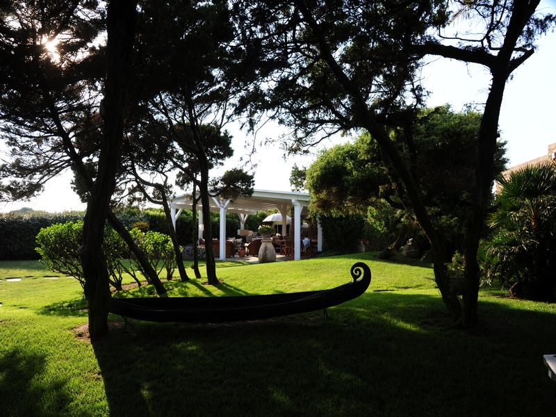 Luxury properties Villa Solenzana in Sardinia