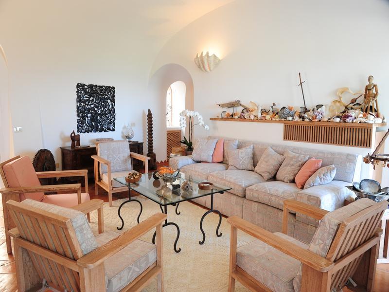 Mansions in Villa Solenzana in Sardinia