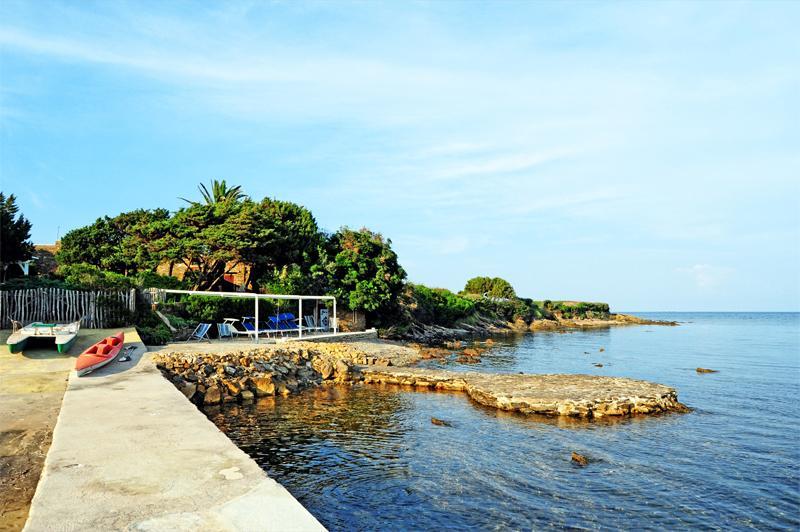 Luxury real estate Villa Solenzana in Sardinia for Rent
