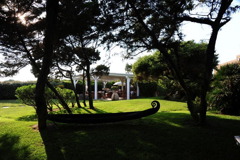 Luxury properties Villa Solenzana in Sardinia for Rent