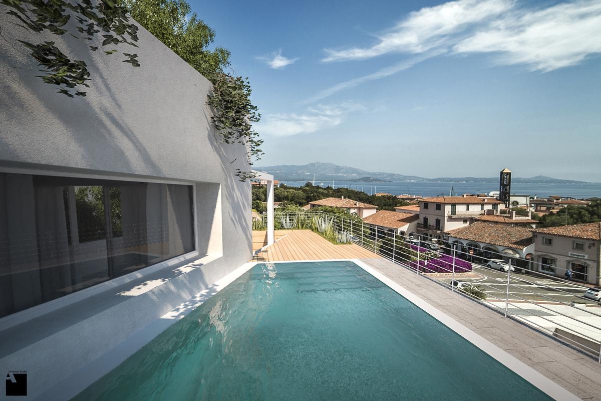 Luxury homes Porto Rotondo 88