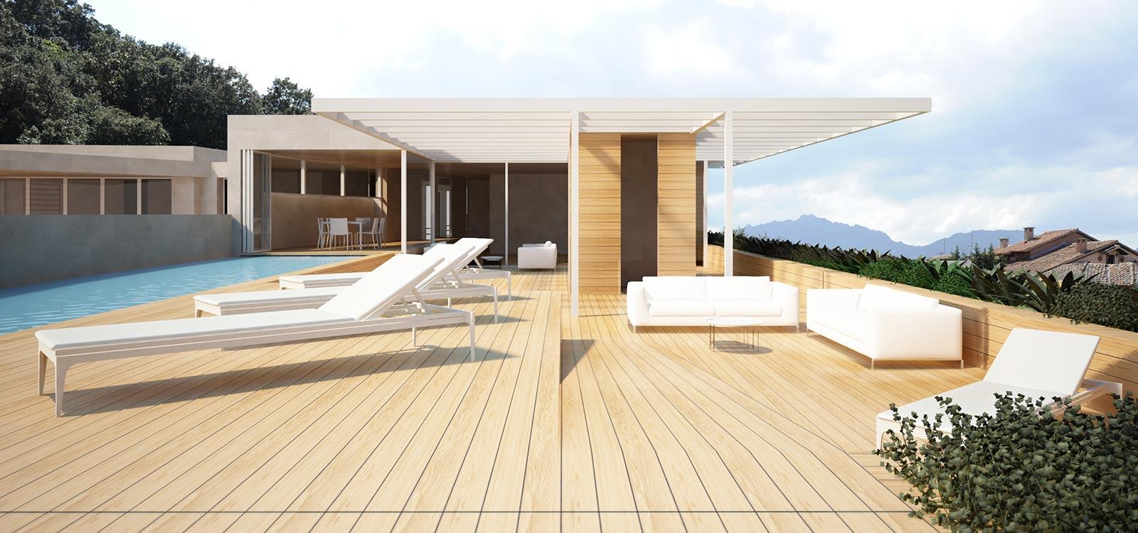 unique Porto Rotondo complex luxury homes