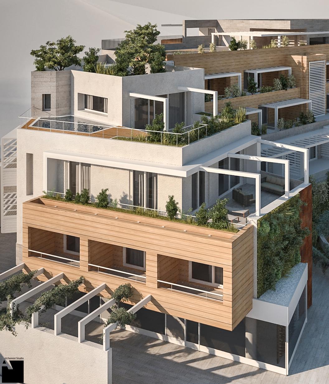 Luxury homes in unique Porto Rotondo complex