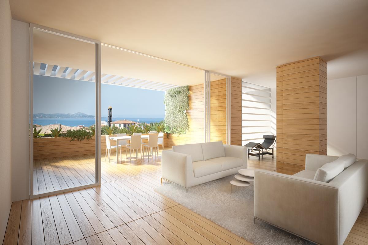unique Porto Rotondo complex luxury real estate