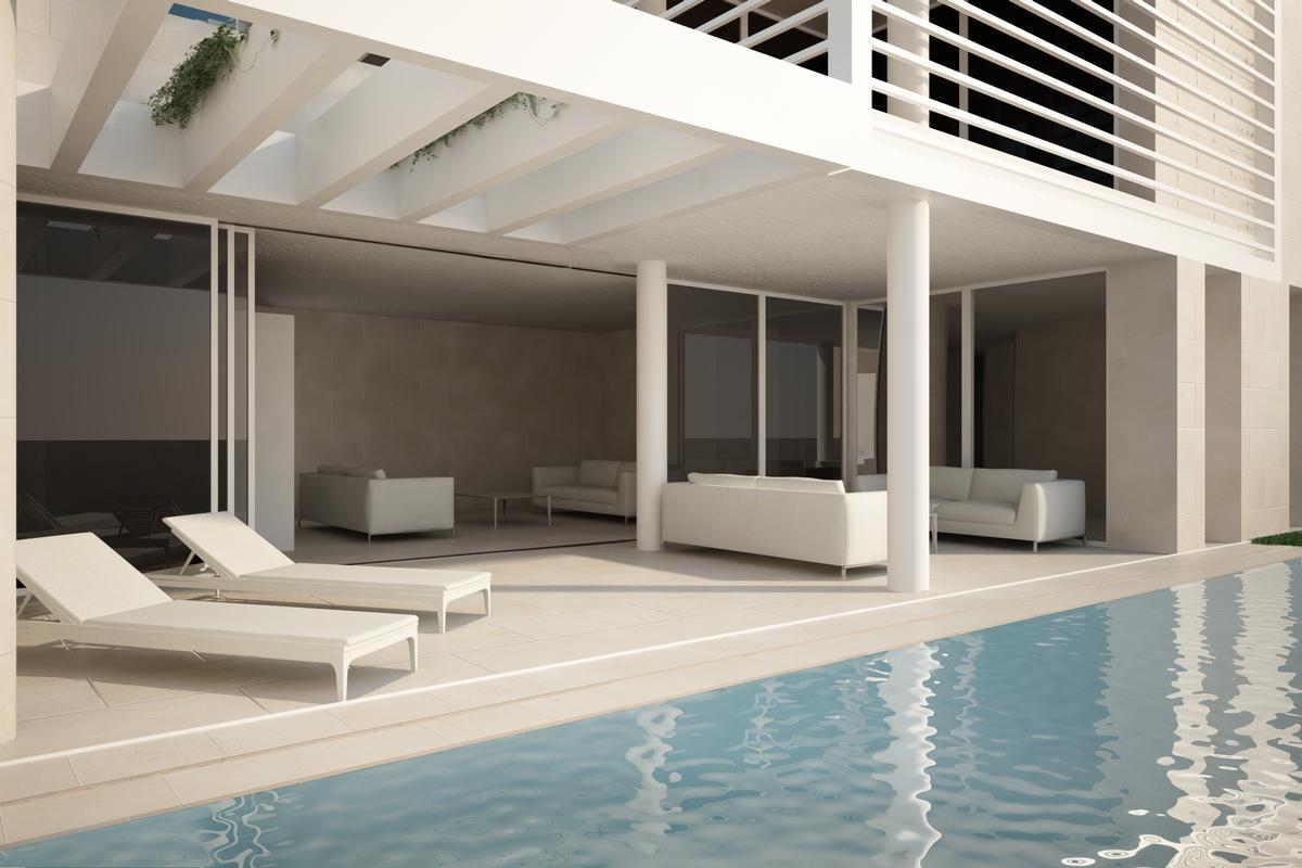 unique Porto Rotondo complex luxury properties