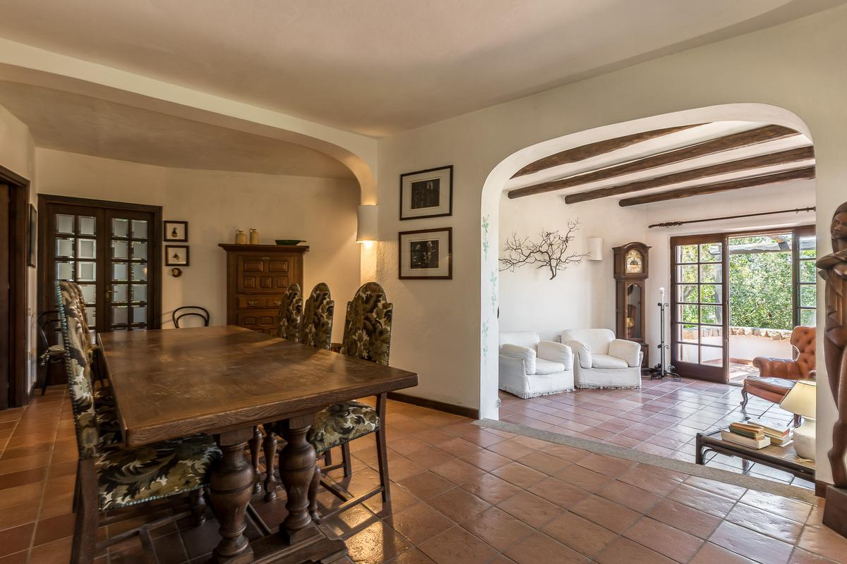 Luxury properties Villa Roccia Segreta