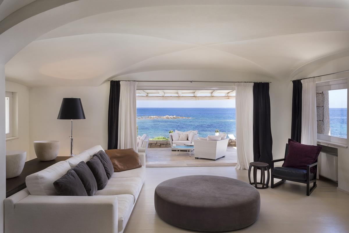 Villa Randa luxury real estate