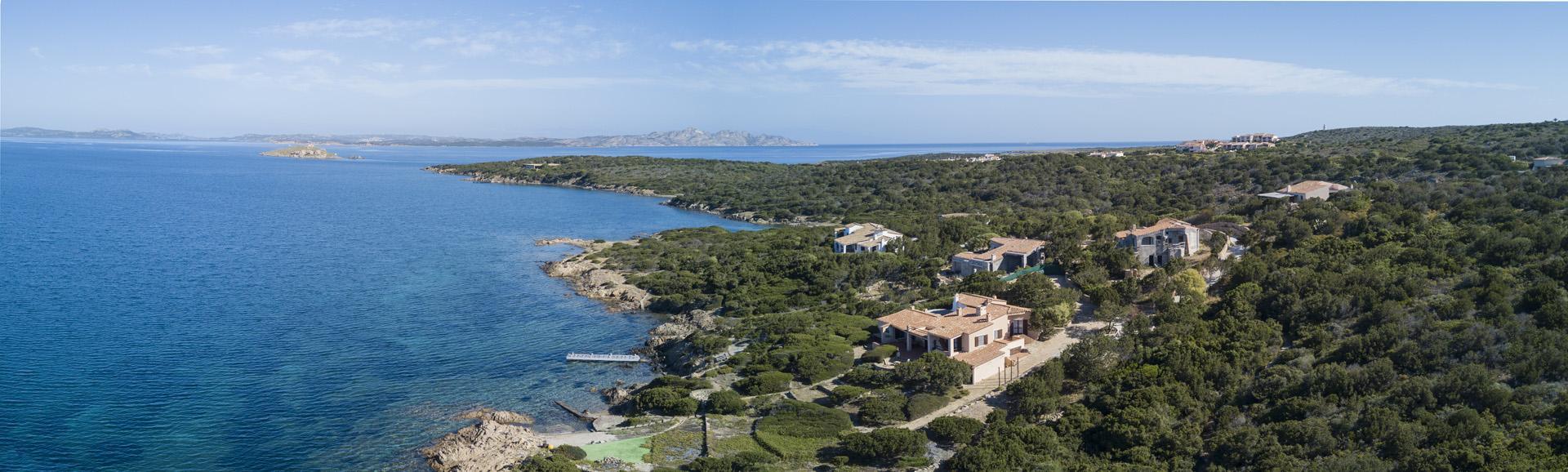 Luxury real estate Villa Cala Ginepro