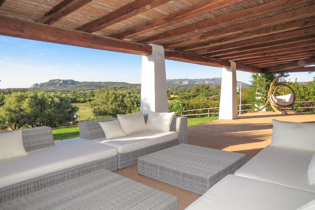 Luxury homes Villa Sa Nùe