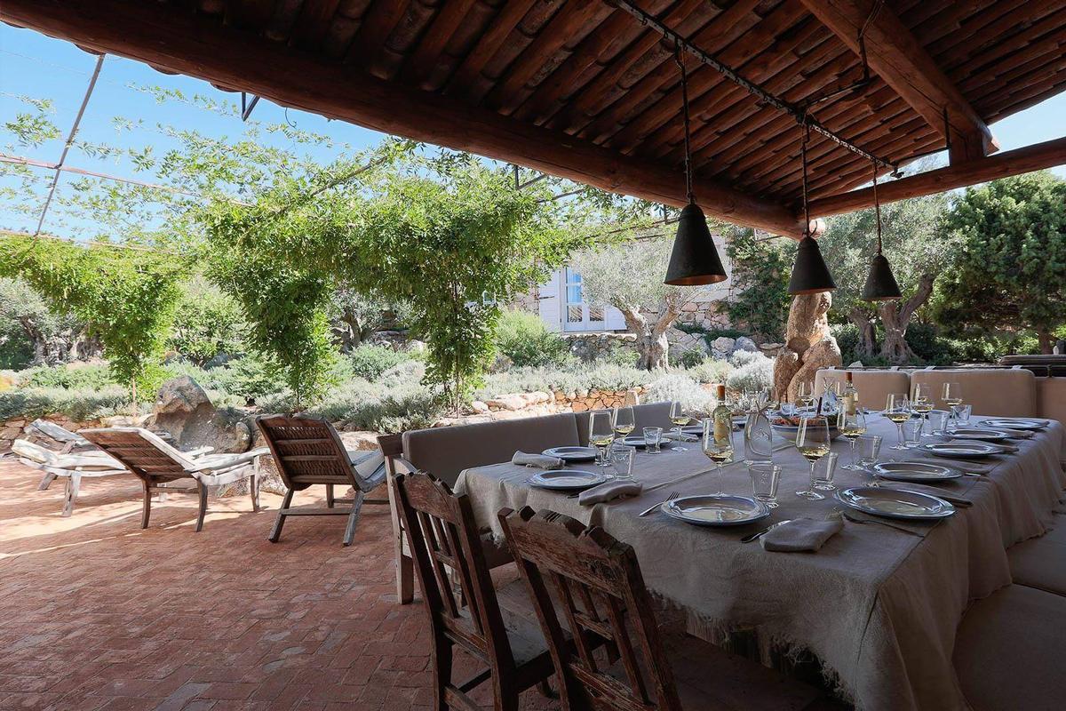 La Garibaldina luxury real estate