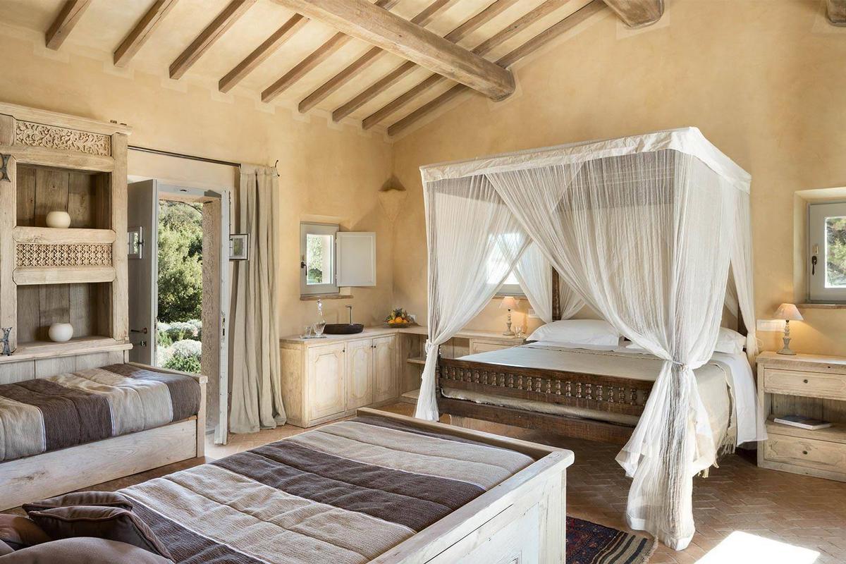 Luxury properties La Garibaldina