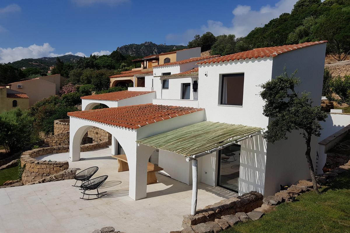 Luxury properties Viletta in Costa Smeralda: Pantogia Deluxe