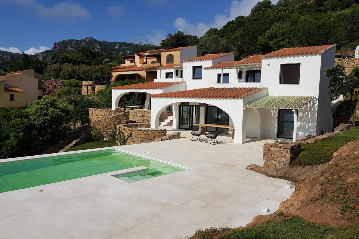 Viletta in Costa Smeralda: Pantogia Deluxe mansions