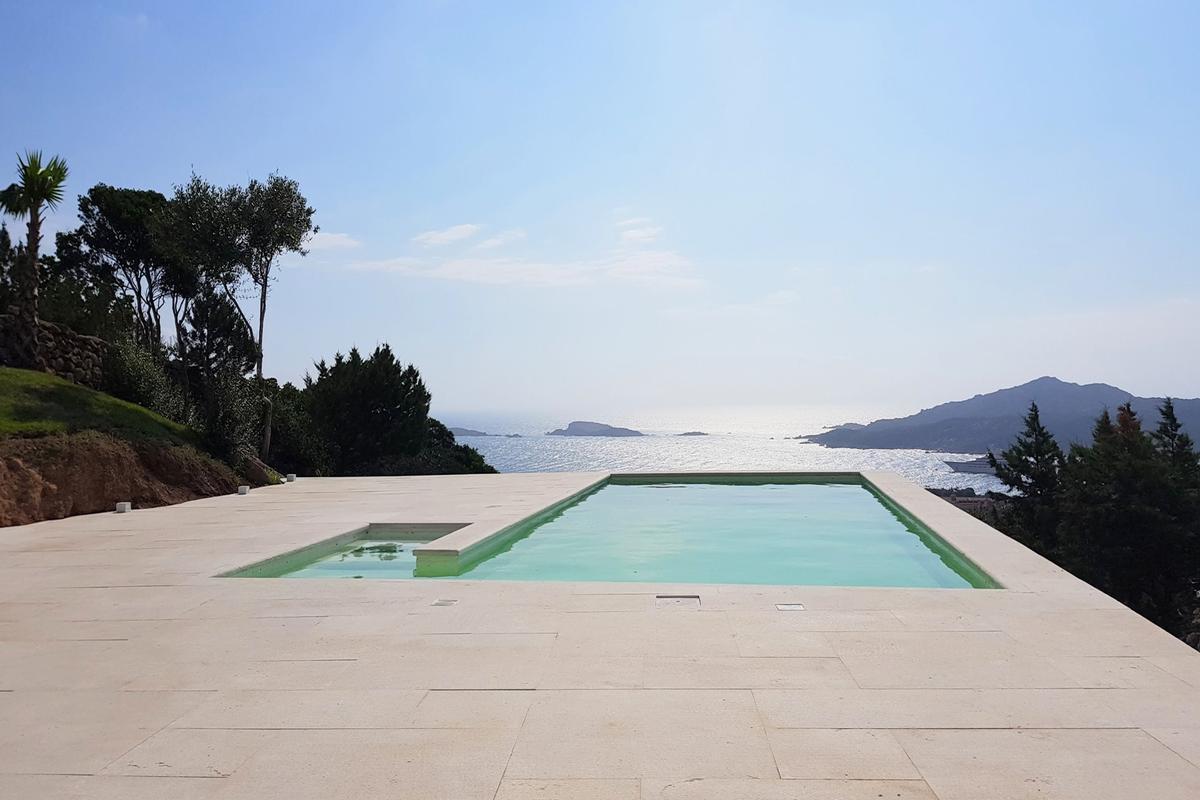 Viletta in Costa Smeralda: Pantogia Deluxe luxury properties