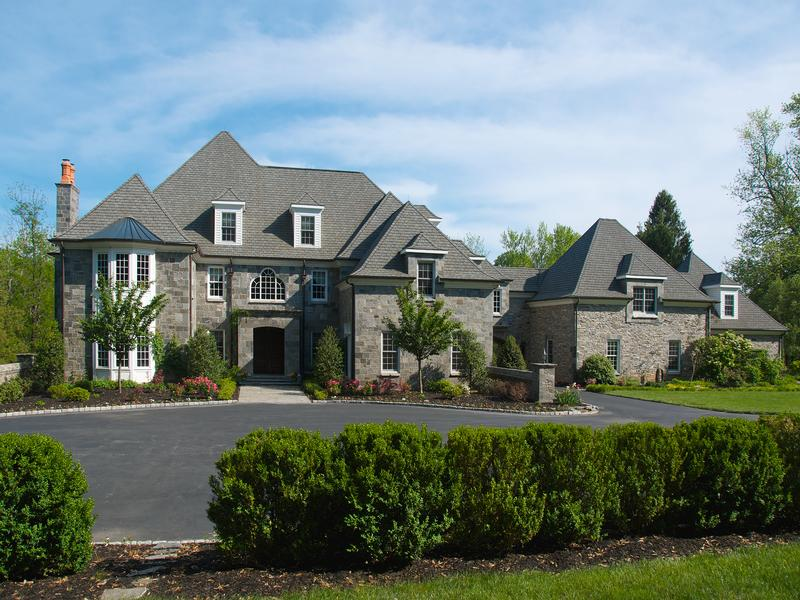 Chateau Country Estate Pennsylvania Luxury Homes