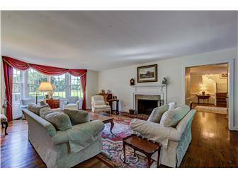 Chadds Ford colonial luxury homes