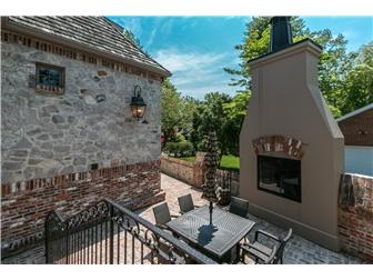 custom French Country home luxury properties