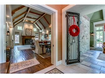 Luxury homes custom French Country home