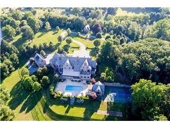 Mansions Chateau Country Property