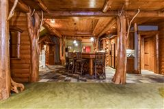 Magnificent lakefront estate with over 17,000 square feet luxury real estate