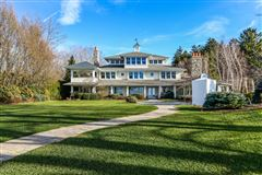 Luxury homes in Magnificent lakefront estate with over 17,000 square feet